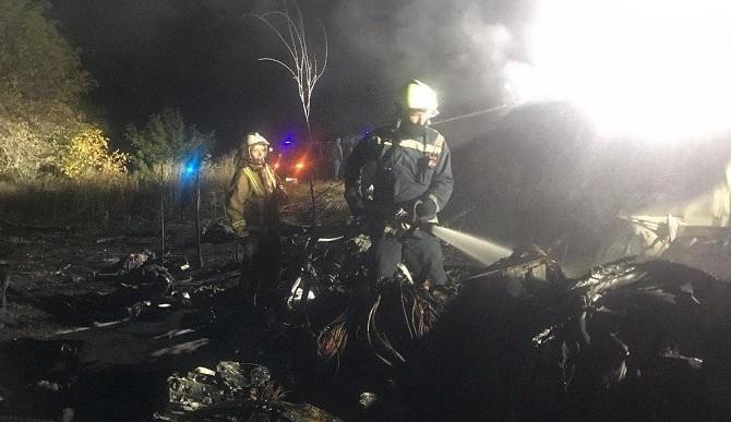 Cемьи погибших в авиакатастрофе под Харьковом получат по 1,6 млн