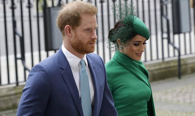 Принц Гарри и Меган Маркл станут героями реалити-шоу Netflix