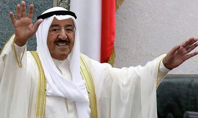 Умер эмир Кувейта