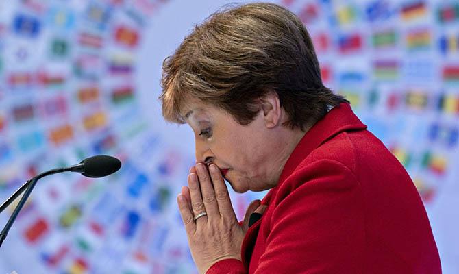 МВФ раздал почти $100 млрд на борьбу с последствиями пандемии