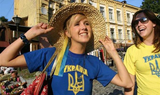 Абсолютное большинство украинцев считают себя патриотами