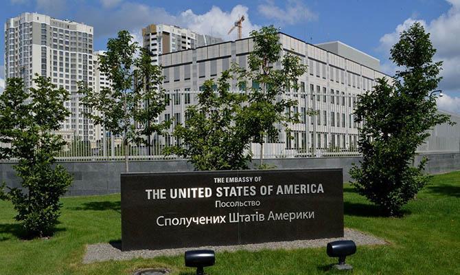 Посольство США поздравило украинских военных