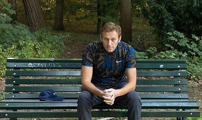 Навальный осудил молчание Трампа по поводу его отравления