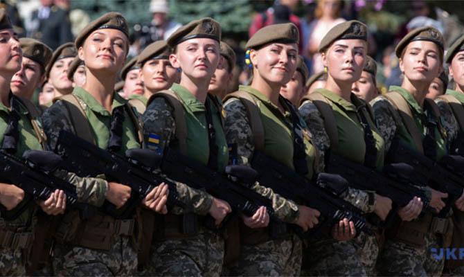 Зеленский хочет провести военный парад на 30-ю годовщину Независимости
