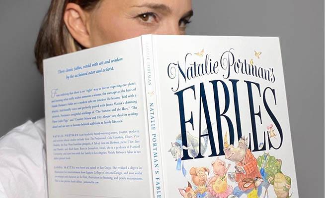 Натали Портман выпустила книгу гендерно-инклюзивных сказок