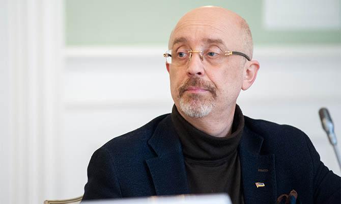 Резников заявил, что Донбассу грозит экологическая катастрофа из-за радиационного загрязнения