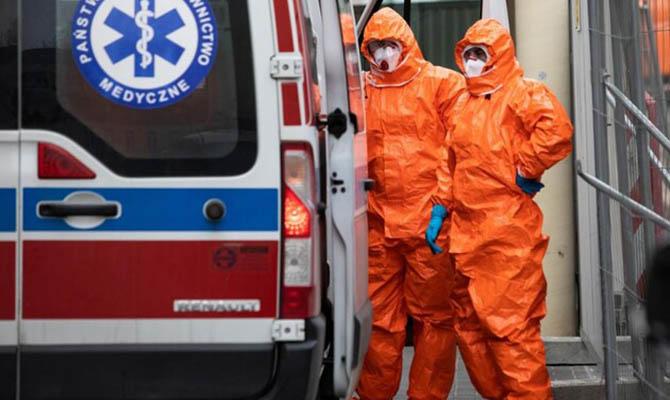 В Польше всю страну объявили «красной» зоной карантина