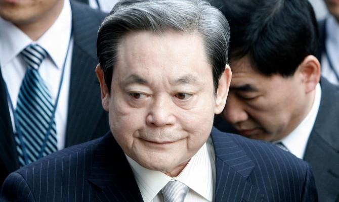 Наследники умершего главы Samsung заплатят рекордные налоги