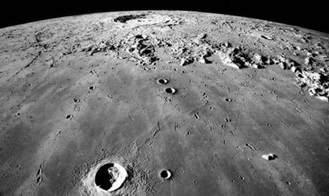 Ученые подтвердили наличие воды на Луне