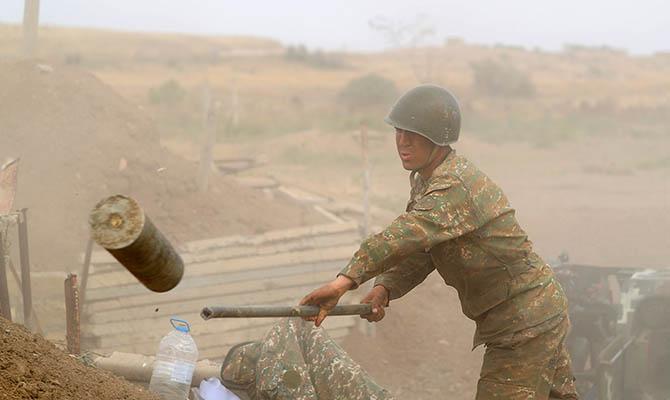 Армения заявила об уничтожении 669 единиц азербайджанской военной техники