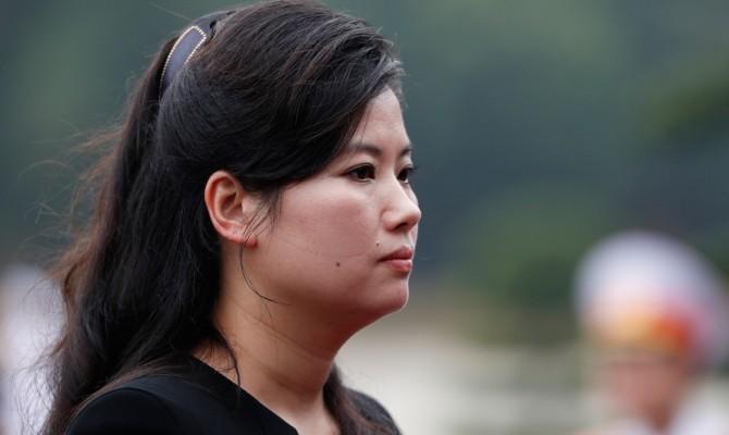 СМИ заметили Ким Чен Ына в сопровождении бывшей девушки