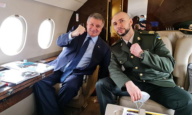 Нацгвардеец Маркив вернулся в Украину