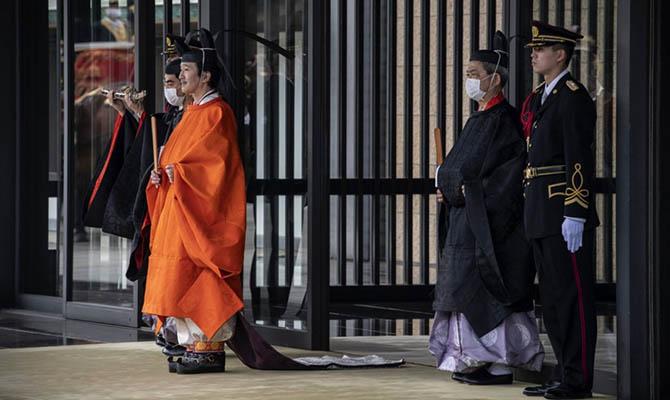 Япония официально объявила наследника престола