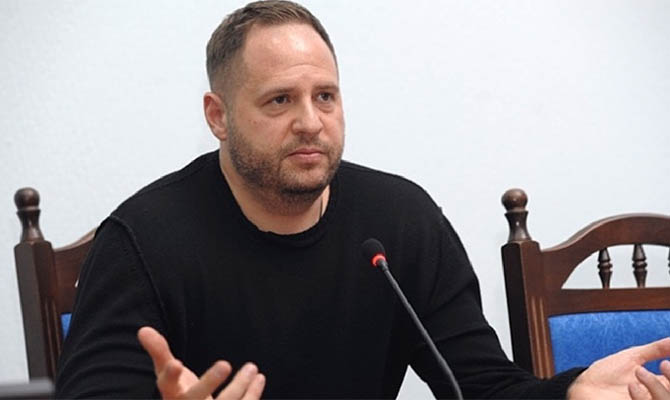 Глава ОП Андрей Ермак тоже заразился коронавирусом