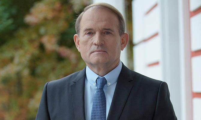 Местные выборы показали, что ОПЗЖ является не только главной оппозиционной партией, но и лидирующей партией в стране, - Медведчук