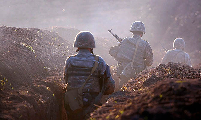 Азербайджан и Армения провели обмен телами погибших военных