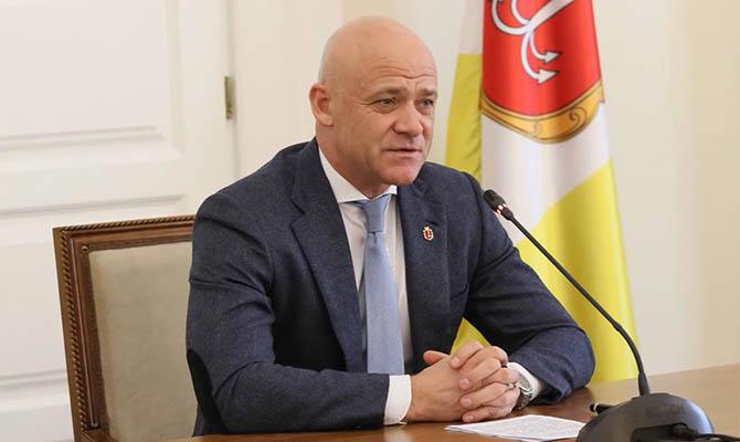 Согласно данным экзит-пола мэром Одессы остается Труханов