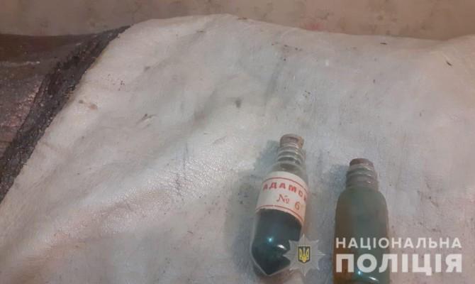 В харьковской школе обнаружили боевое отравляющее вещество