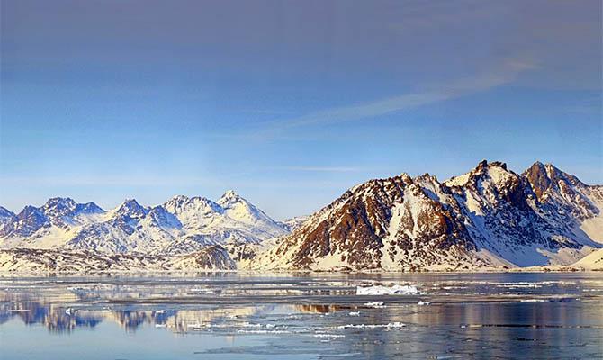 Ледники Гренландии тают быстрее, чем предсказывали ученые