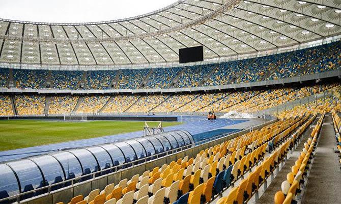 Матч «Динамо» и «Барселоны» пройдет в Киеве без зрителей