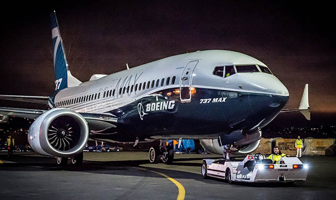 Власти США разрешили возобновить эксплуатацию Boeing 737 MAX