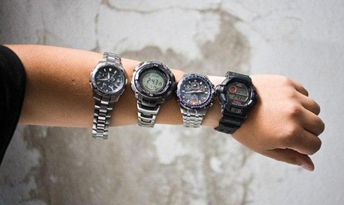 В мире перестали покупать швейцарские часы