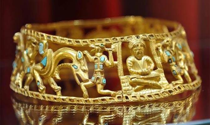 В деле о скифском золоте поменяли судью