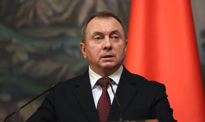 Беларусь собирается ввести санкции в отношении официальных лиц Украины