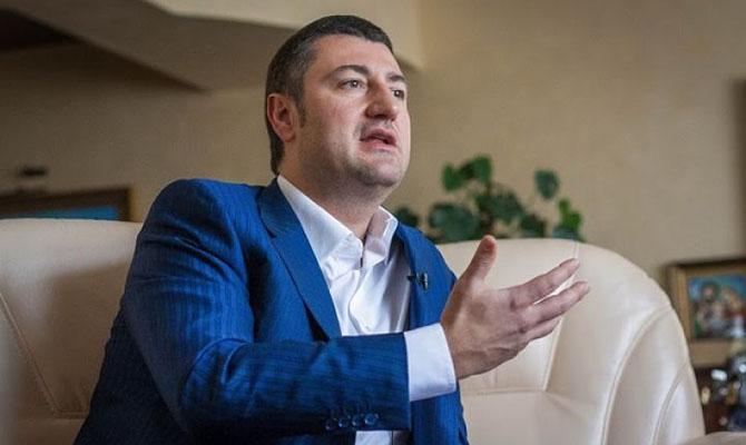 Офис генпрокурора отказался подписывать запрос в Австрию об экстрадиции беглого олигарха Бахматюка