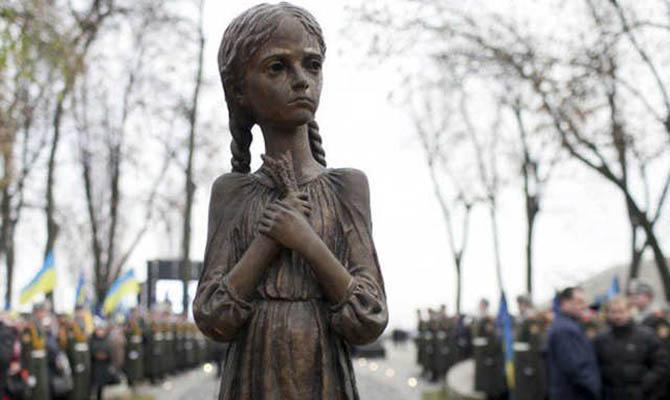 Зеленский обещает достроить музей Голодомора