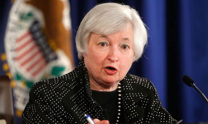 Джанет Йеллен заявила об историческом кризисе в США