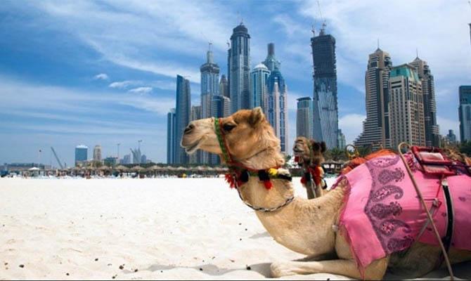 ОАЭ начали выдавать туристические визы гражданам Израиля