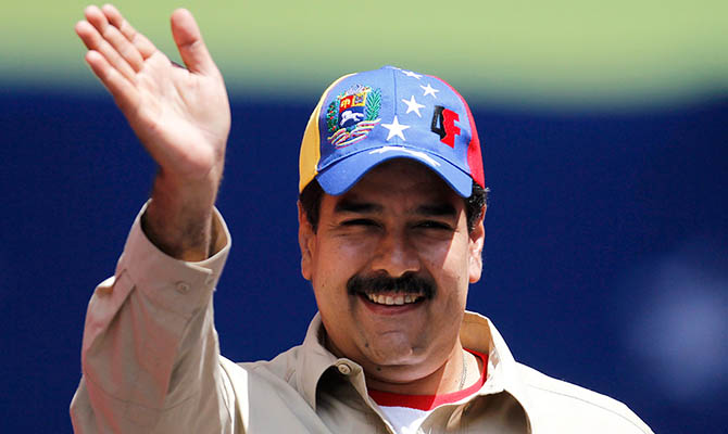 Мадуро обвинил президента Колумбии вподготовке покушения нанего