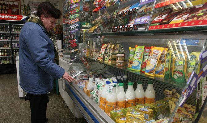 В ноябре инфляция в годовом измерении выросла до 3,8%