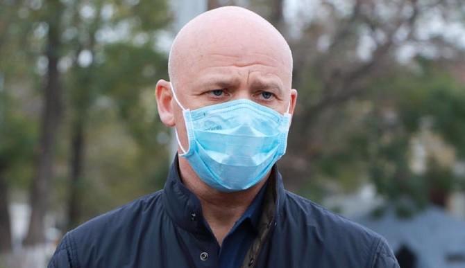 Заболевший коронавирусом Труханов попал в больницу