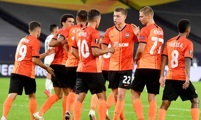 Украинские клубы уже заработали в еврокубках 83 млн евро
