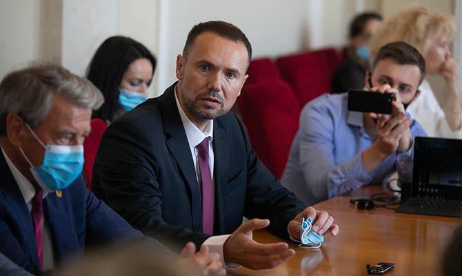 Рада назначила Сергей Шкарлета министром образования
