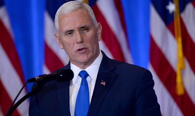 Вице-президент США сделал прививку от COVID-19