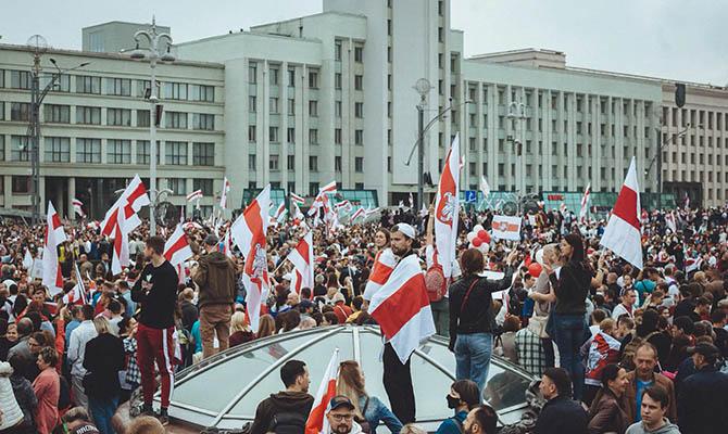 С августа политическое убежище в Украине попросили 15 белорусов