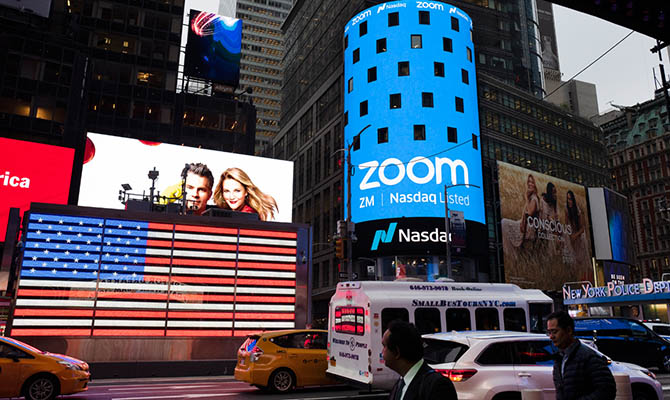 Zoom попала под расследование из-за связей с Китаем