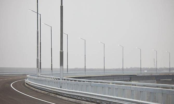 В Запорожье открыли автомобильное движение по Балочному мосту