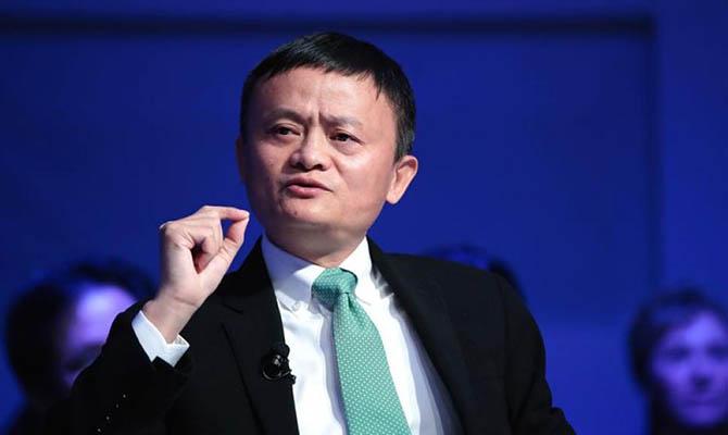 Основатель Alibaba потерял за день более 3,5 миллиарда долларов