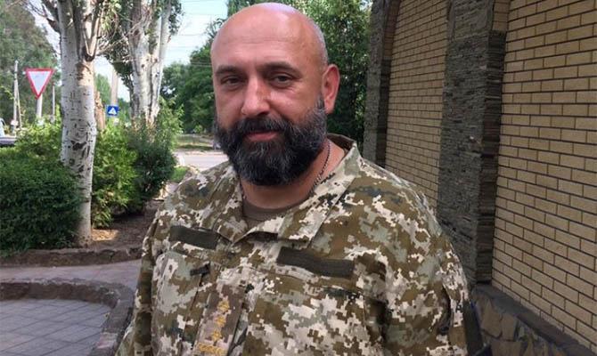 Зеленский уволил Кривоноса из СНБО