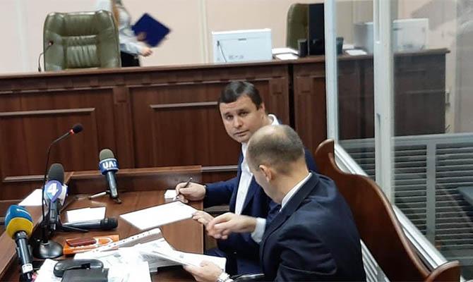 Суд арестовал Микитася без права залога