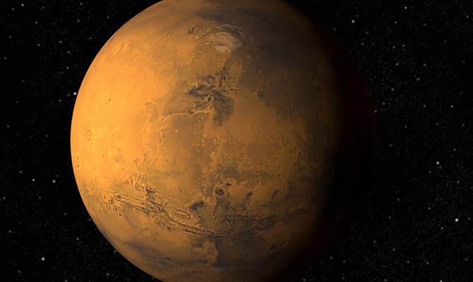 Китайский зонд «Тяньвэнь-1» приближается к Марсу