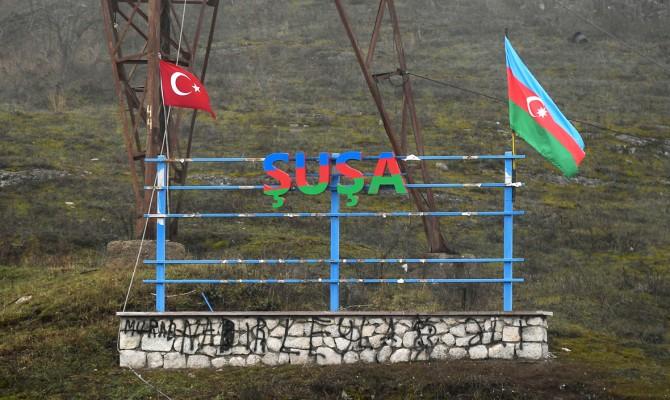 Алиев объявил захваченный город культурной столицей Азербайджана