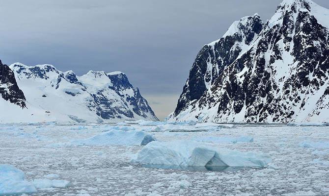 Над Антарктикой закрылась озоновая дыра
