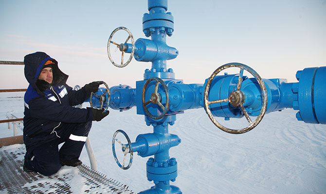 Беларусь будет покупать российский газ по 128,5 долларов