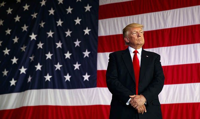 В конгрессе США обнародовали текст резолюции для импичмента Трампа