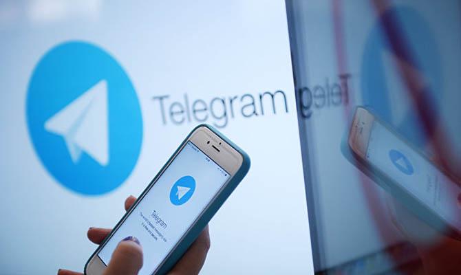 Telegram вышел на второе место по скачиваемости в США